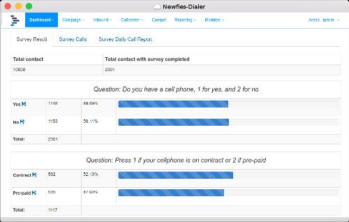 phone-survey software